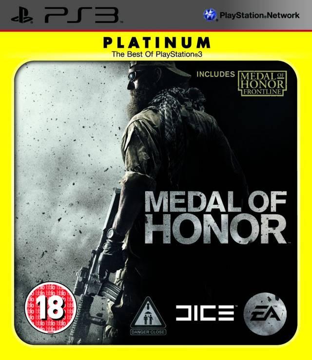 Medal of Honor (platinum) kopen