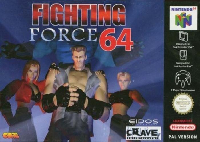 Goedkoopste Fighting Force 64