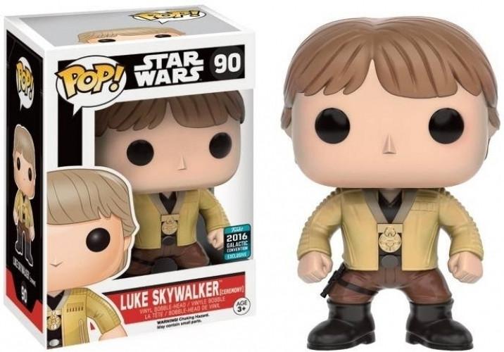 Star Wars Pop Vinyl: Luke Skywalker Ceremony Limited Edition