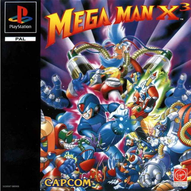 Goedkoopste Megaman X3