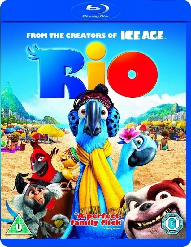 Rio Blu-Ray -