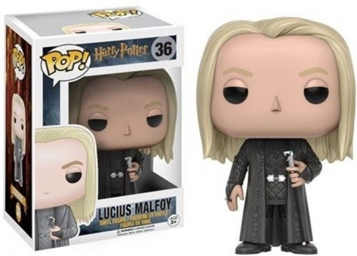 Harry Potter Pop Vinyl: Lucius Malfoy