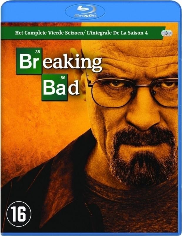 Image of Breaking Bad - Seizoen 4