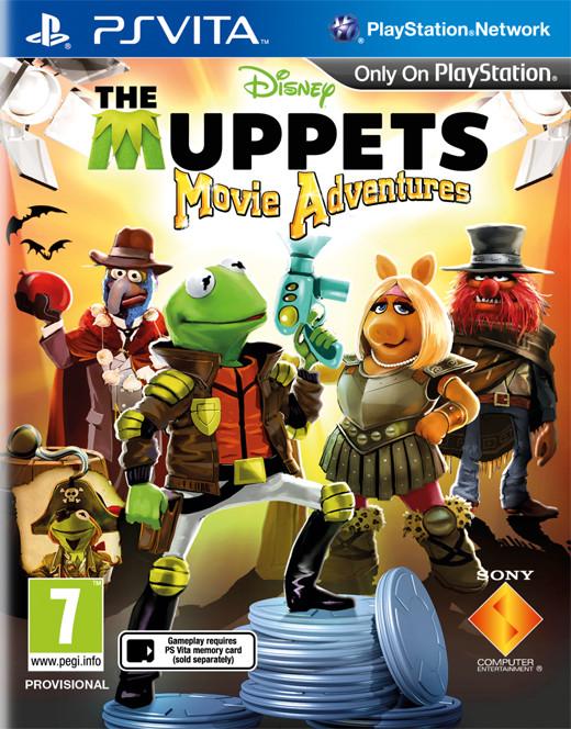 Muppets Filmavonturen