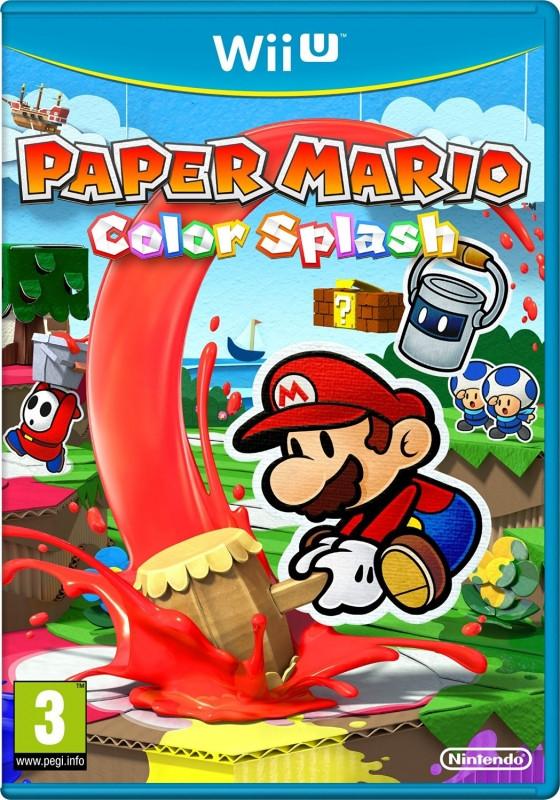 Nintendo Nintendo Paper Mario Color Splash