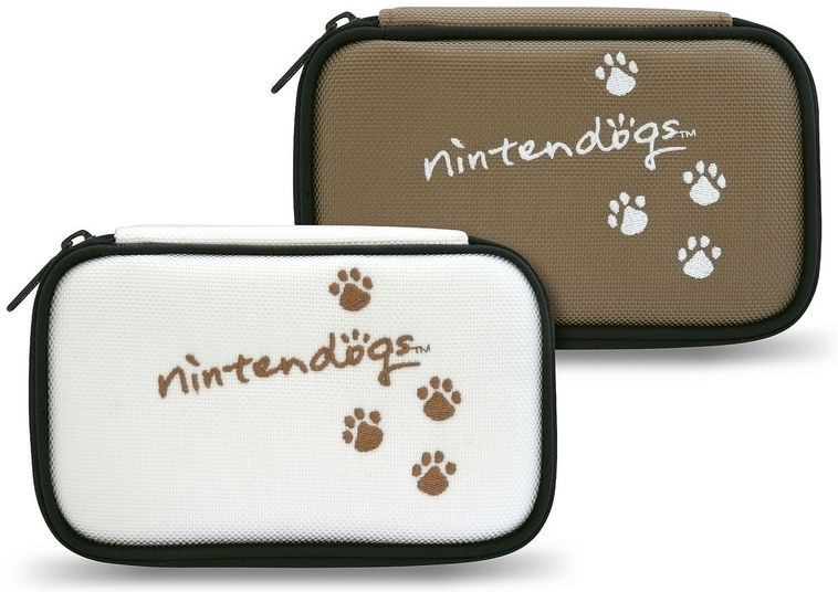 Goedkoopste DS Lite Nintendogs Carrying Case ND81