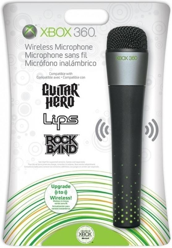Xbox 360 Wireless Microphone kopen