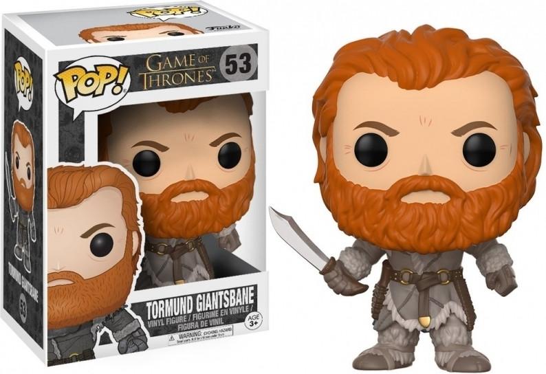 Game of Thrones Pop Vinyl: Tormund Giantsbane kopen