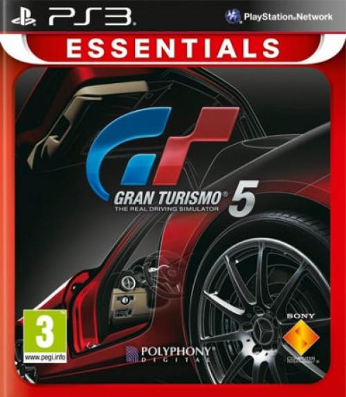 Goedkoopste Gran Turismo 5 (essentials)
