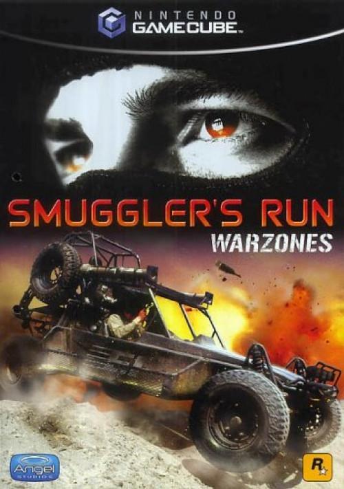 Smuggler's Run 2 Warzones