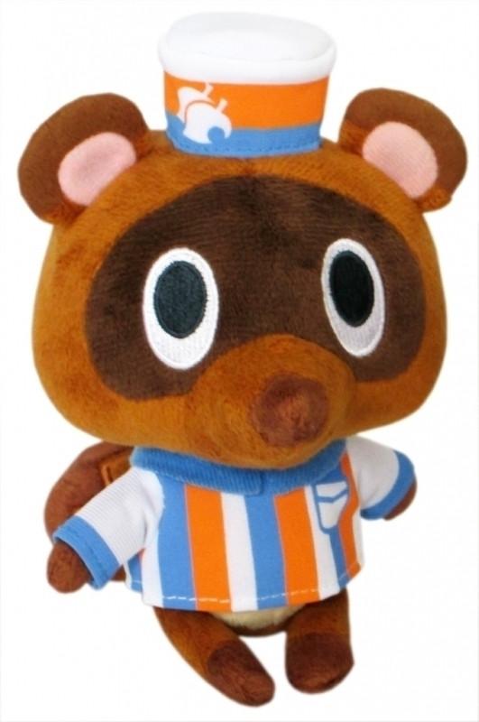 Animal Crossing Pluche - Timmy Store Clerk