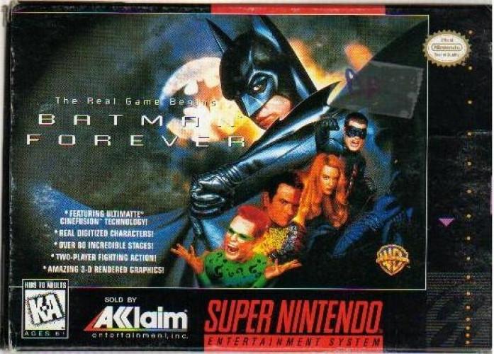 Afbeelding van Batman Forever