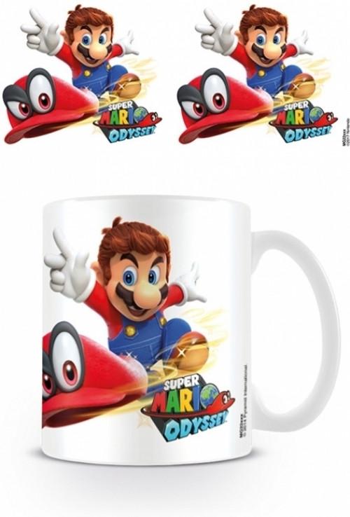 Super Mario Odyssey Mug - Cappy Throw kopen