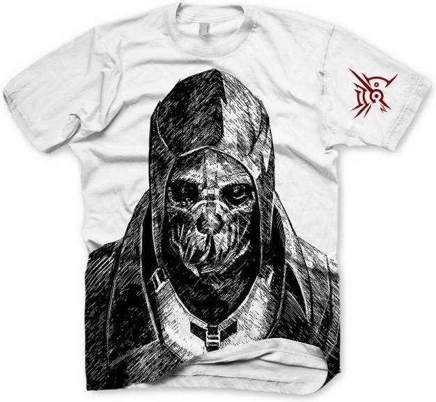 T-Shirt Dishonored Corvo