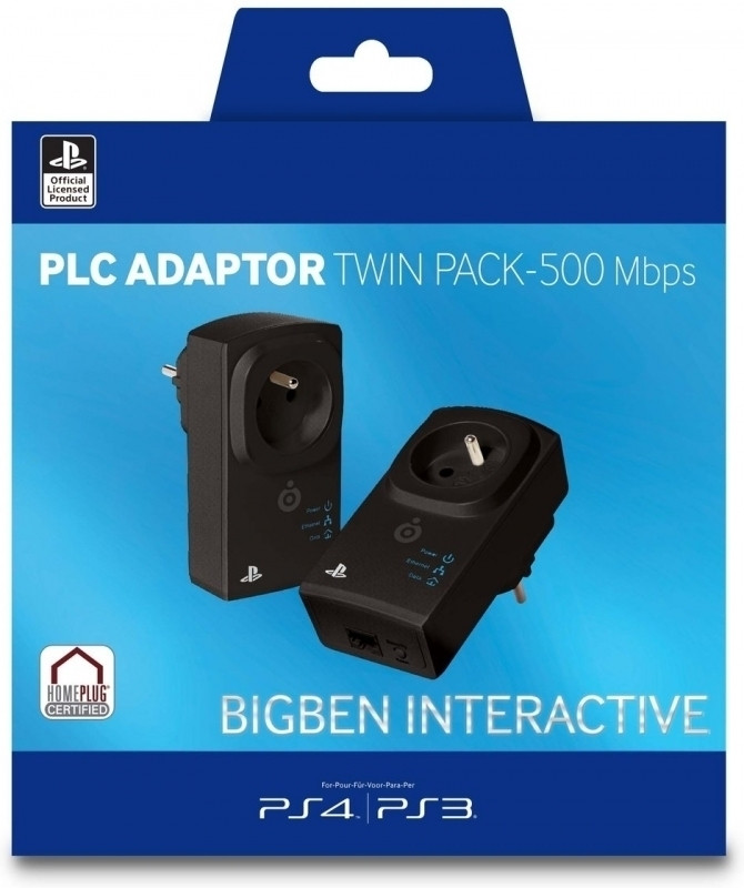 Image of Big Ben Adapter Twin Pack voor PS3 en PS4