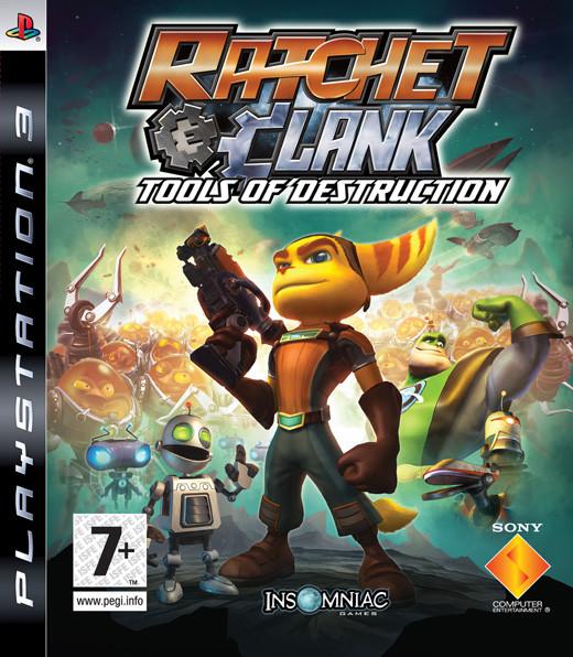 Ratchet & Clank Tools of Destruction