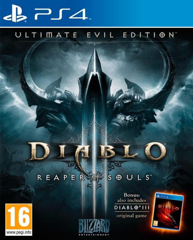 Diablo III (3) Reaper of Souls (Ultimate Evil Edition)