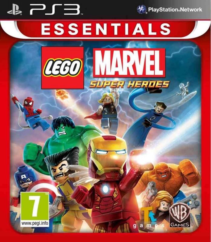 LEGO Marvel Super Heroes (essentials)