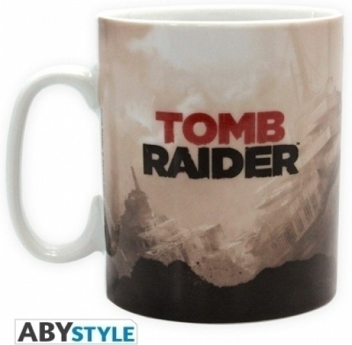 Tomb Raider Mug - Lara Croft