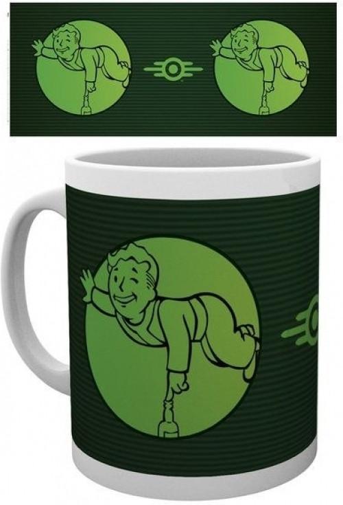 Fallout Mug - Agility