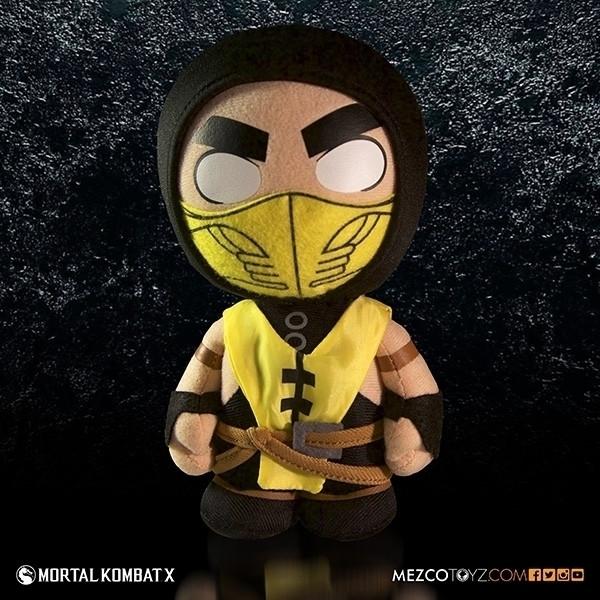 Mortal Kombat X: Scorpion Pluche kopen
