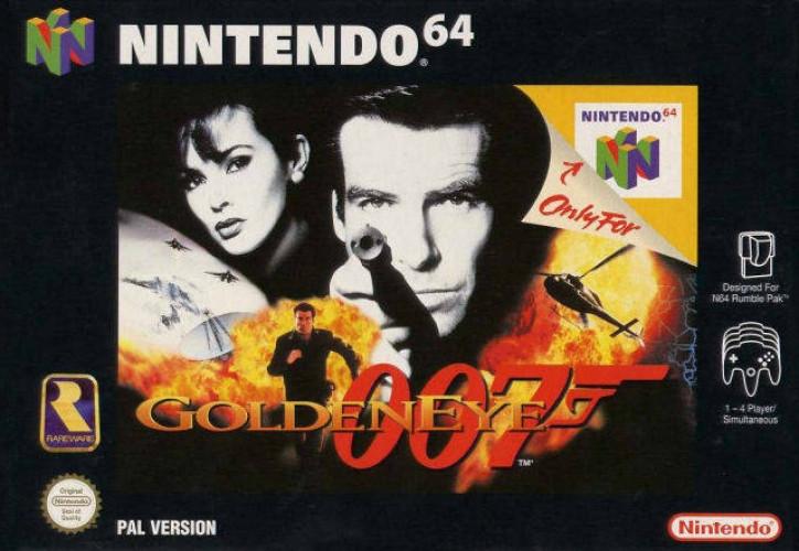 Goedkoopste Goldeneye 007