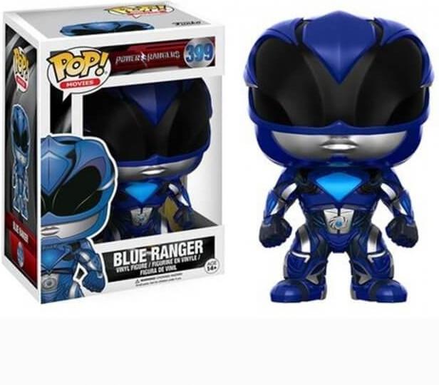 Power Rangers Pop Vinyl: Blue Ranger (399)