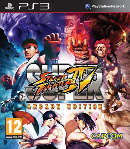 Goedkoopste Super Street Fighter IV Arcade Edition