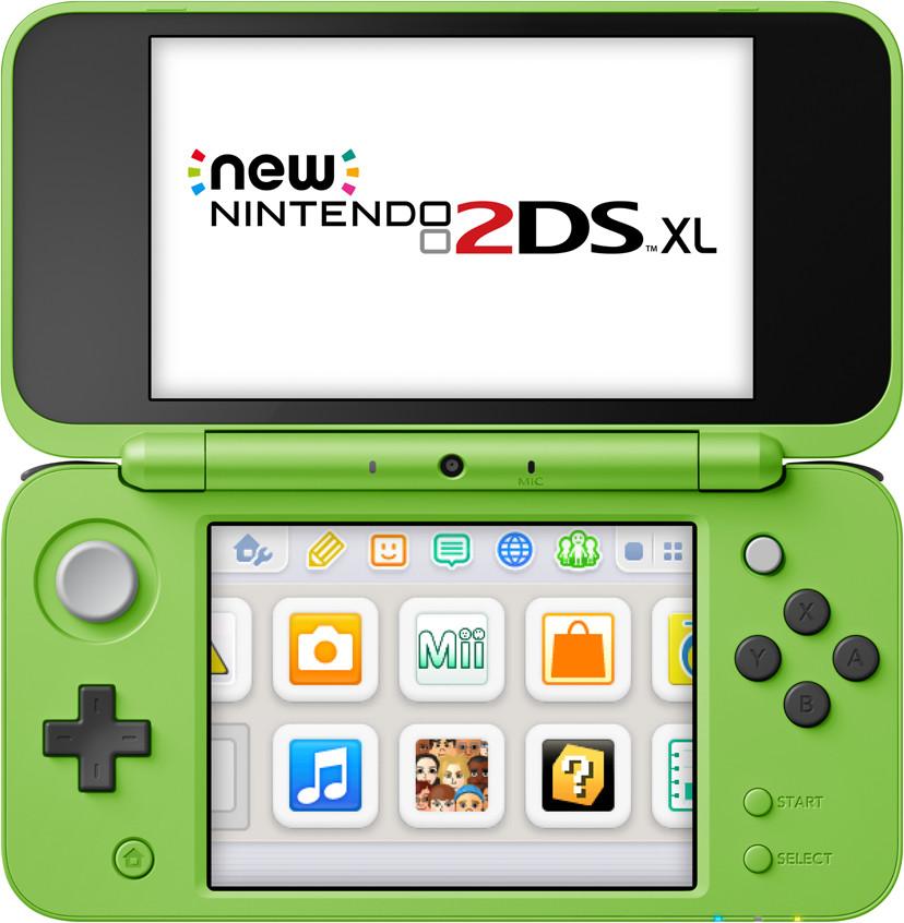 Goedkoopste New Nintendo 2DS XL Minecraft Edition