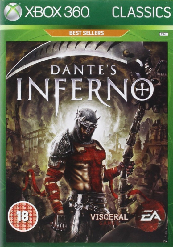 Dante's Inferno (Classics) kopen