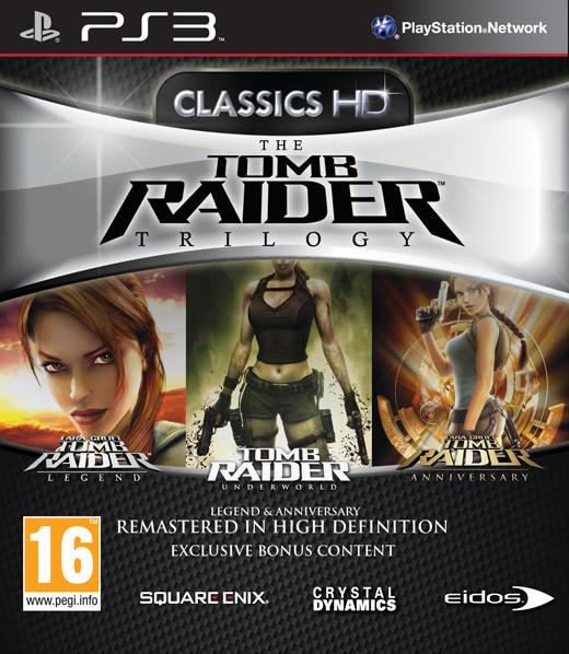 Tomb Raider Trilogy kopen