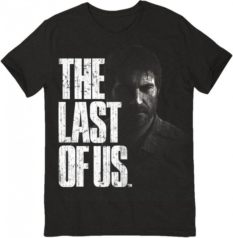 The Last of Us - Black Men's T-shirt