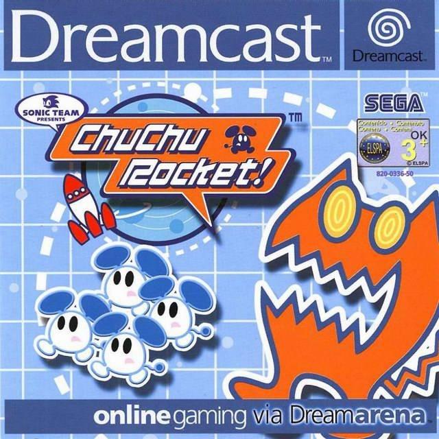 Image of ChuChu Rocket!