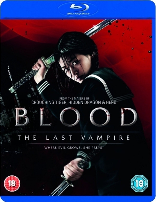 Afbeelding van Blood the Last Vampire