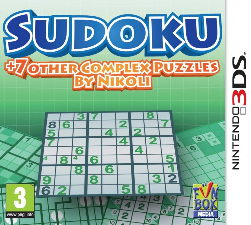 Sudoku +7 Other Complex Puzzles by Nikoli kopen