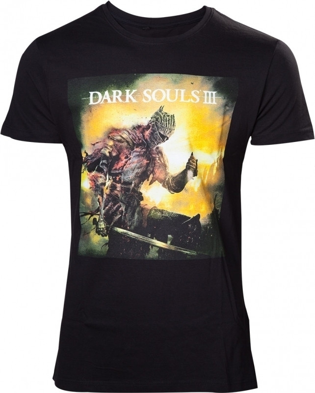 Dark Souls III - Box Cover T-shirt