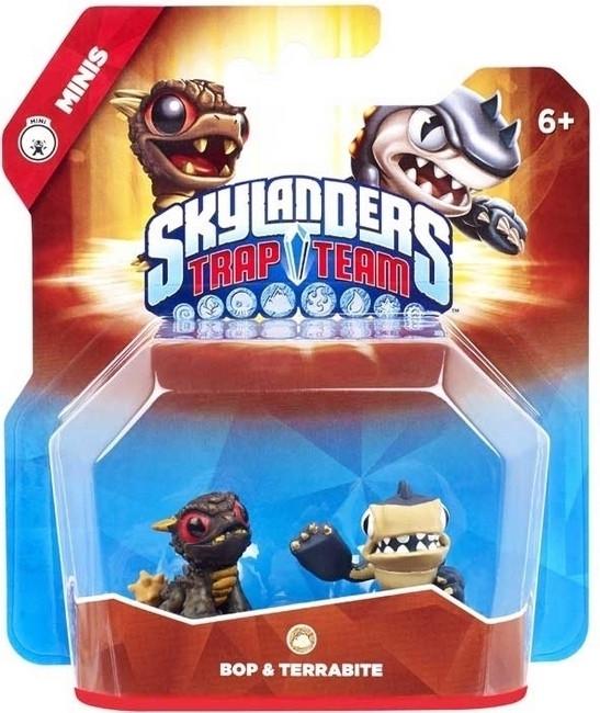 Skylanders Trap Team Mini 2 Pack - Bop & Terrabite