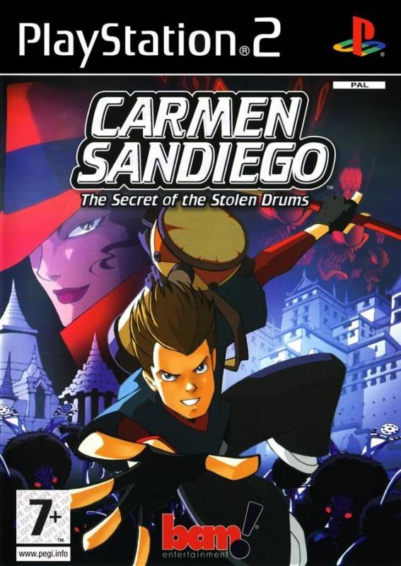 Image of Carmen Sandiego