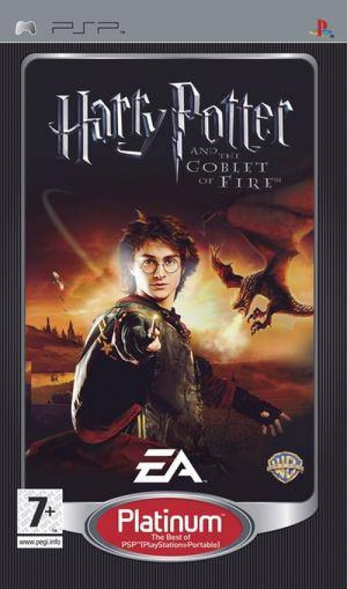 Harry Potter the Goblet of Fire (platinum) kopen