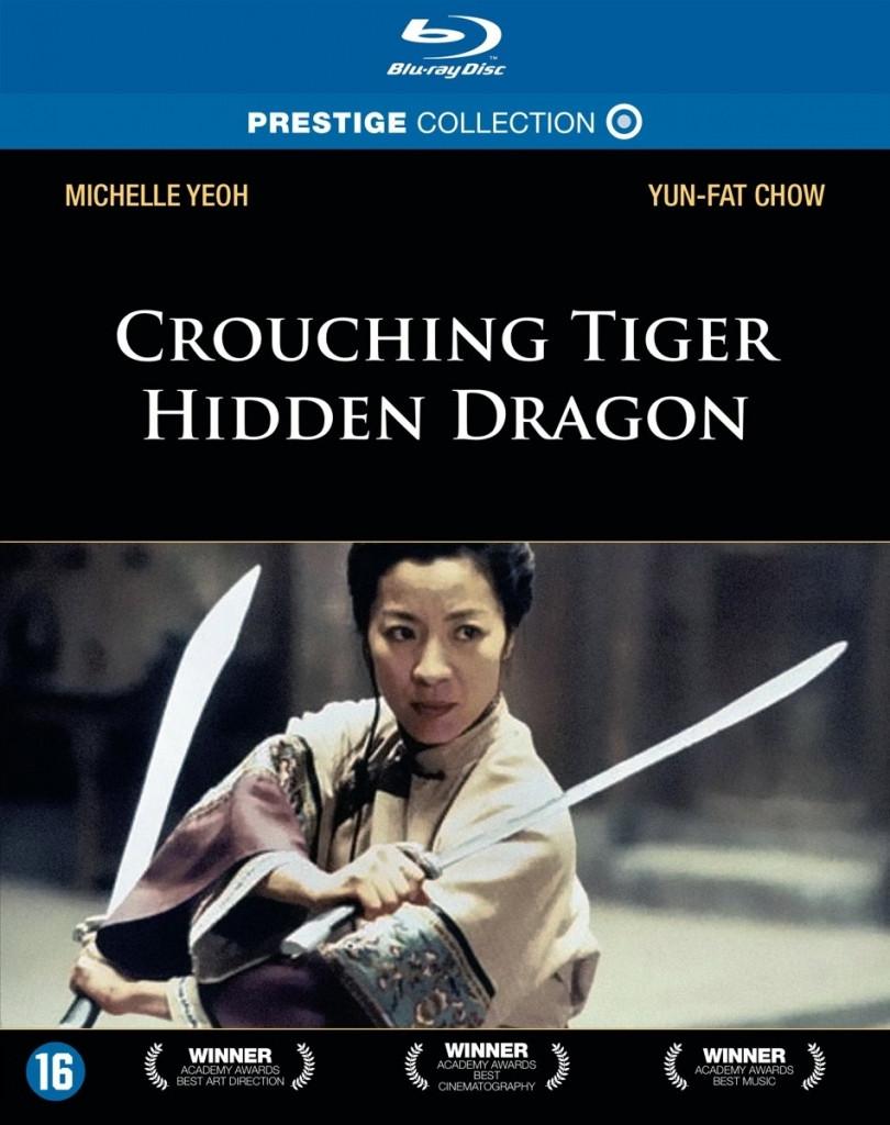 Crouching Tiger Hidden Dragon (Blu-ray + DVD)