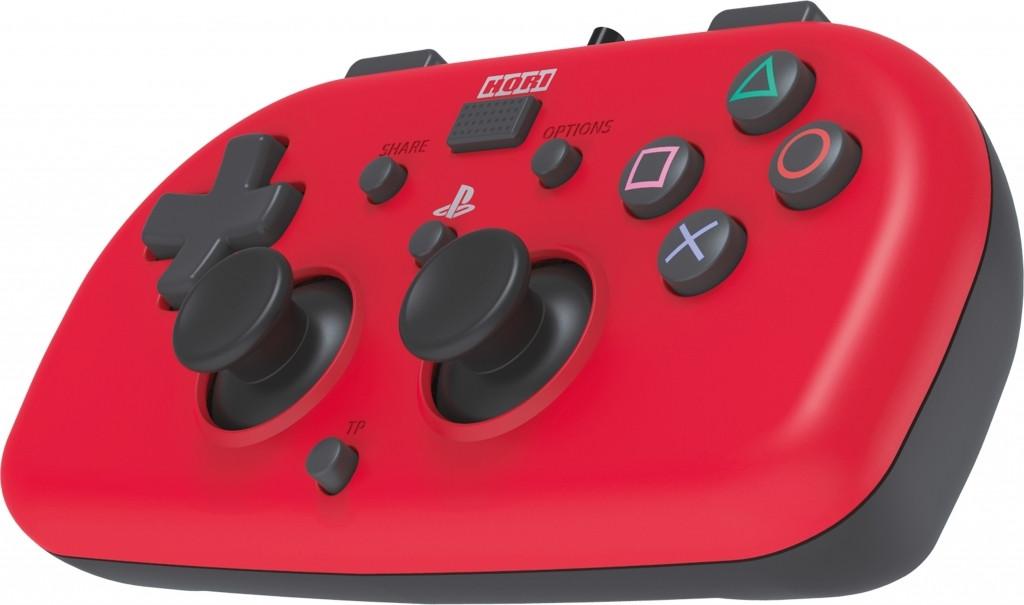 Hori Wired Mini Gamepad (Red)
