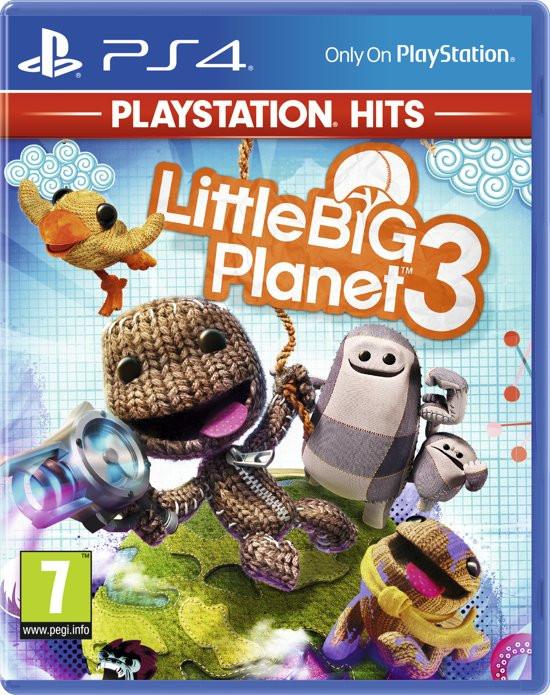 Little Big Planet 3 (Playstation Hits) kopen