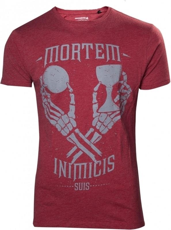 Uncharted 4 - Mortem Inimicis Suis T-shirt
