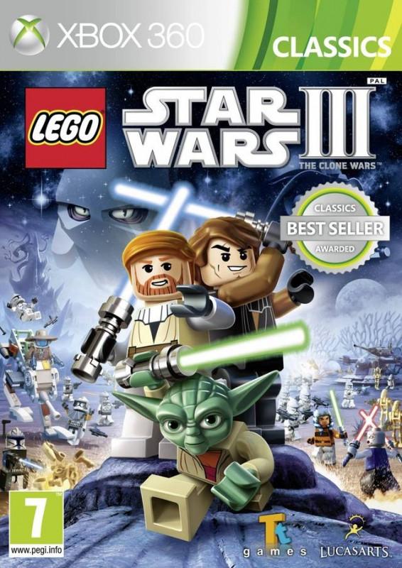 Lego Star Wars 3 The Clone Wars (classics) kopen
