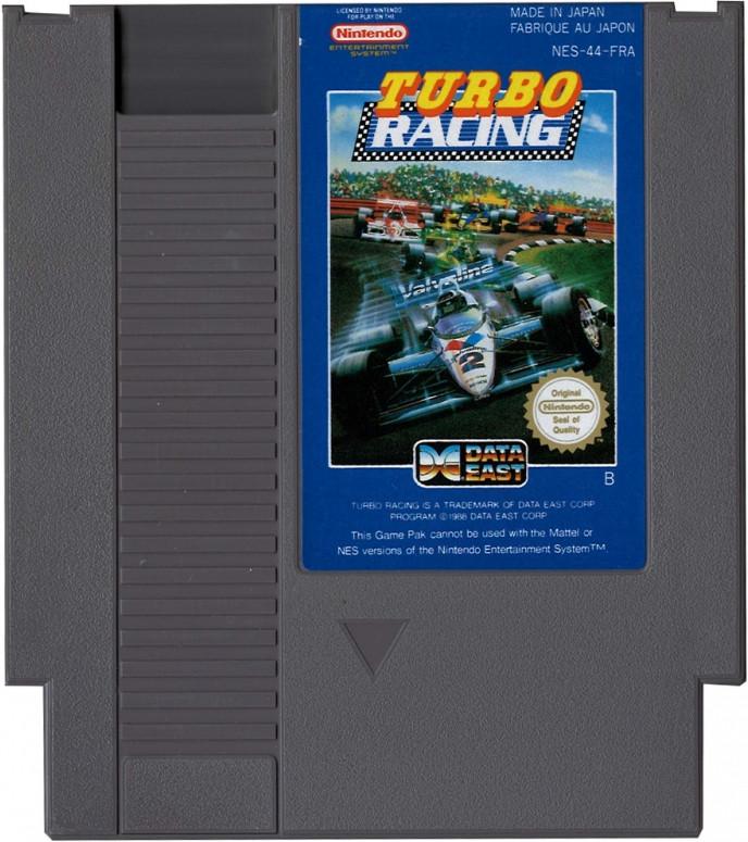 Turbo Racing (losse cassette)