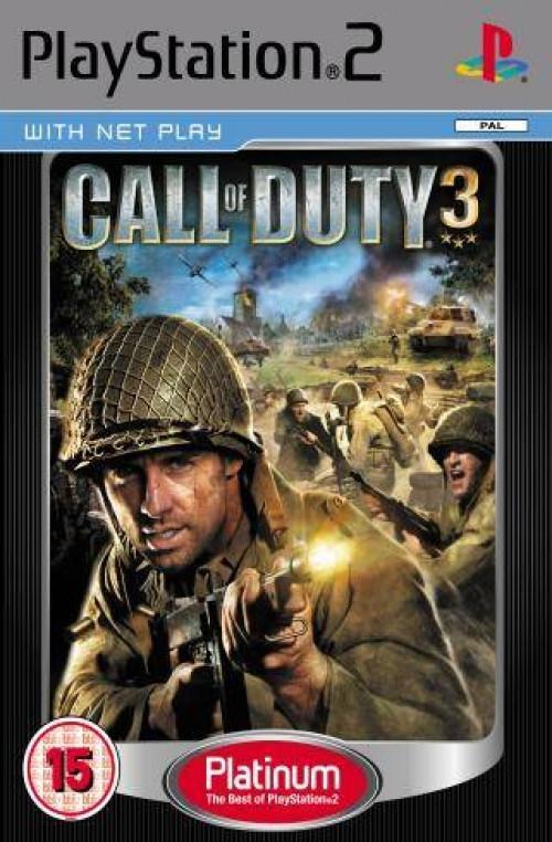 Goedkoopste Call of Duty 3 (platinum)