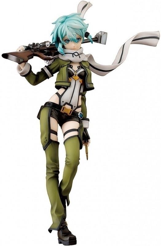 Image of Sword Art Online II - Sinon 1/7 Scale Figure