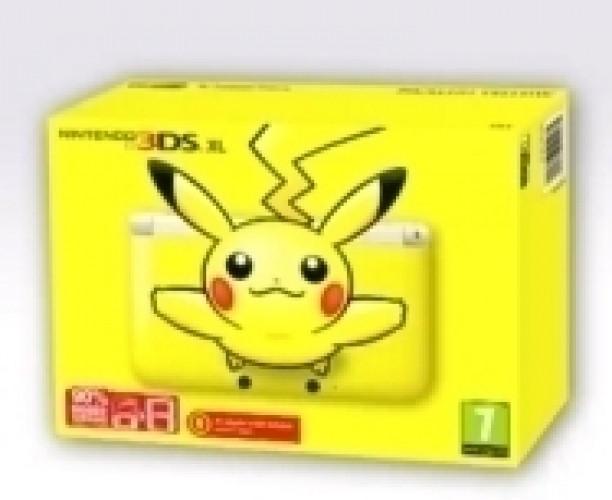 Goedkoopste Nintendo 3DS XL Console (Pikachu Edition)
