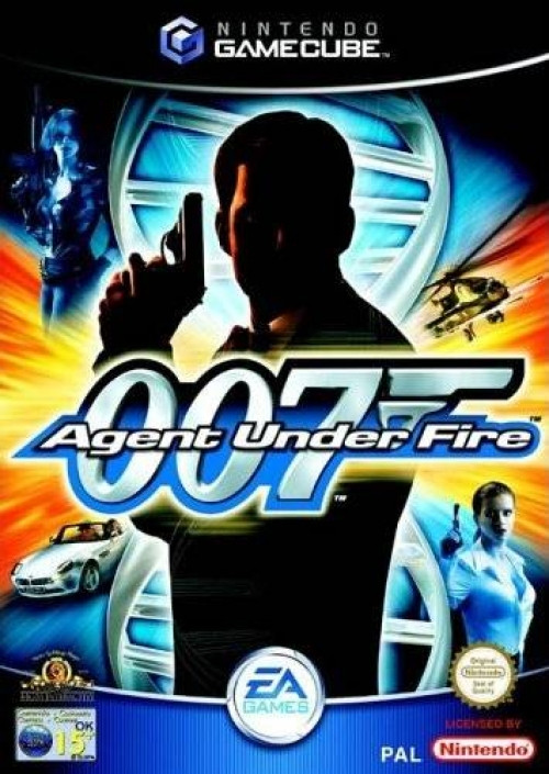 Afbeelding van 007 Agent Under Fire