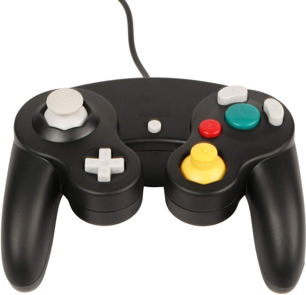 Gamecube Controller Black (Teknogame)